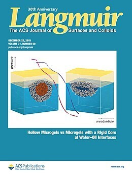 Hollow and Core–Shell Microgels at Oil–Water Interfaces