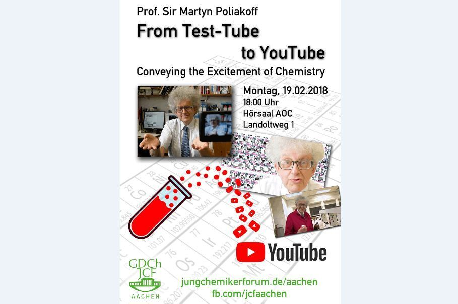 From Test-Tube to YouTube